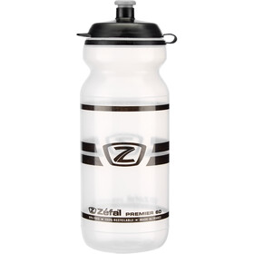 Zefal Premier Drinking Bottle Bike bottle transparent